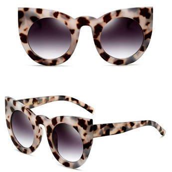 Okulary MIAU przeciwsłoneczne cętki