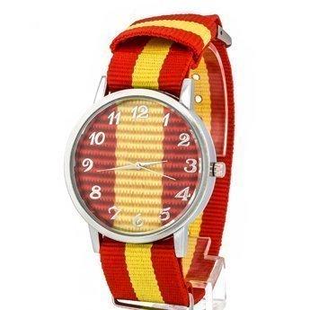 Zegarek kolor czerwony